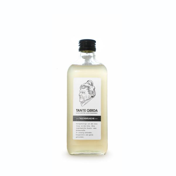 Eine Flasche Tante Gerda 0,2 liter